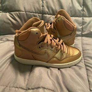 Nike Sons Of Force High Top Sneakers Size 7